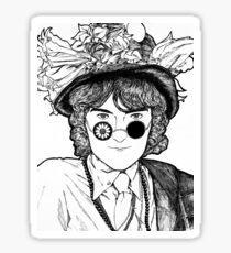 Terry Sticker