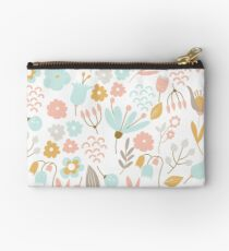 Flowers playful Studio Pouch