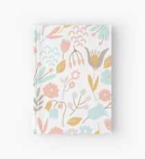 Flowers playful Hardcover Journal