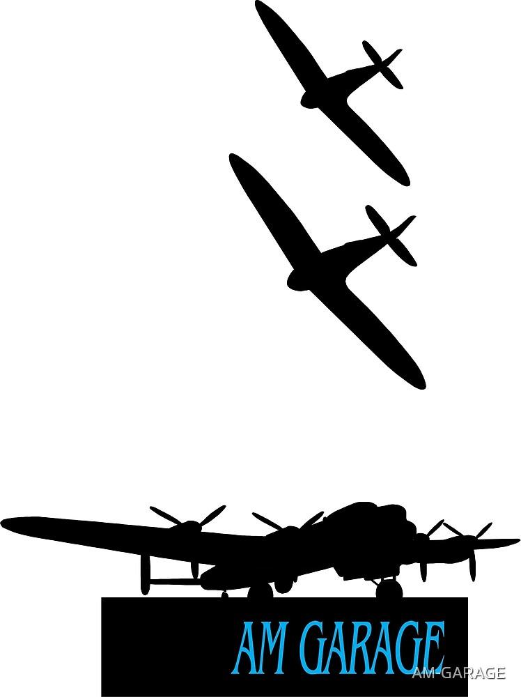 Planes by AM-GARAGE