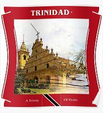 Trinidad - Land des Kolibri Poster