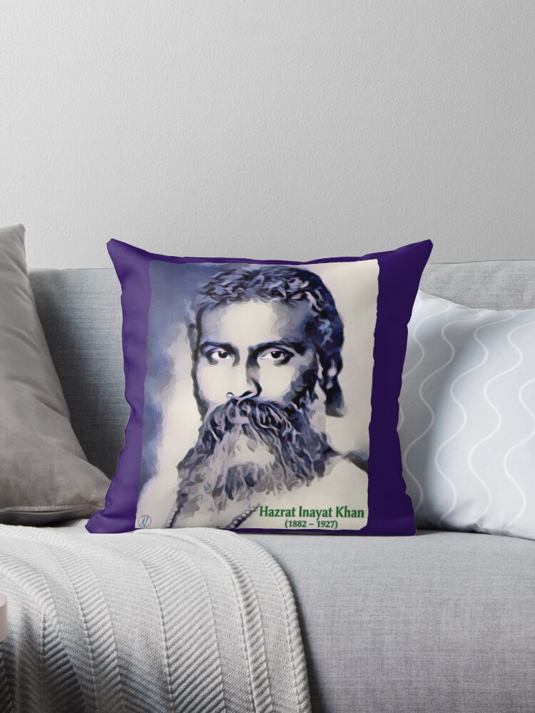 Hazrat Inayat Khan - By FEDVAL by FEDVAL
