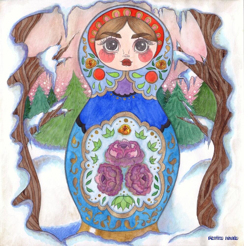 Matryoshka by Petite Marie