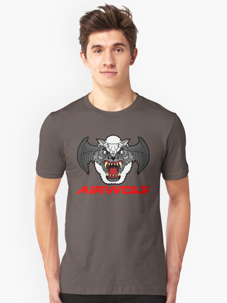 Wolf in Sheeps Clothing Unisex T-Shirt Front