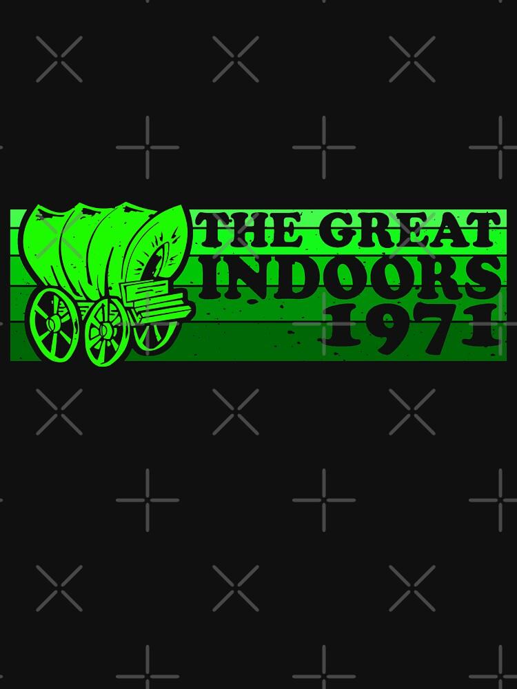 The Great Indoors 1971 Mono by AngryMongo