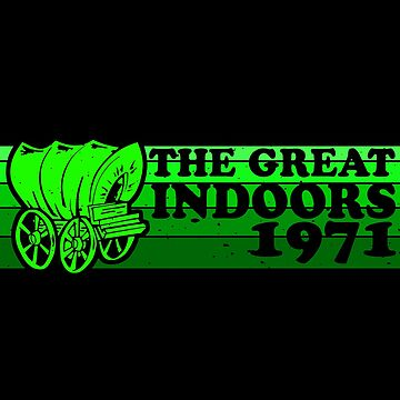 The Great Indoors 1971 Mono by AngryMongo