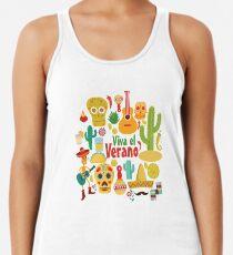 Viva el Verano en Mexico Women's Tank Top