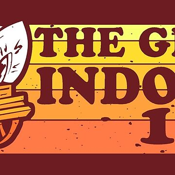 The Great Indoors 1971 Color Sticker by AngryMongo