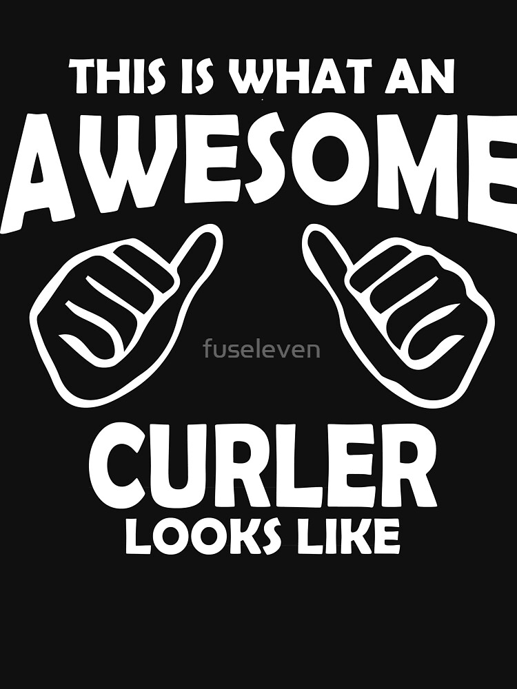 This is What an Awesome Curler Looks Like by fuseleven