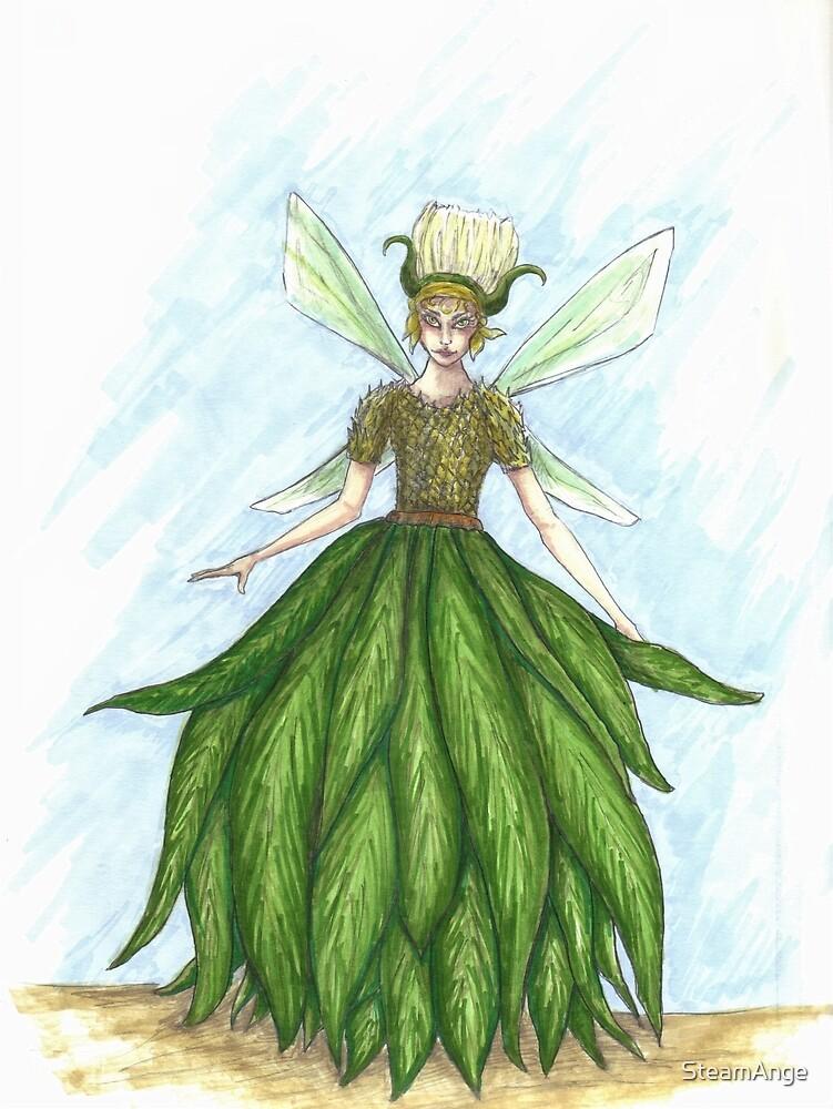 Fairy by SteamAnge