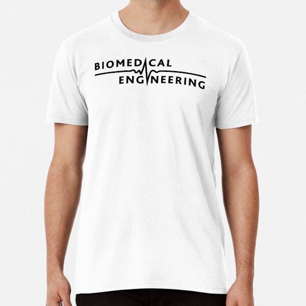 Biomedical Engineering - EKG Premium T-Shirt