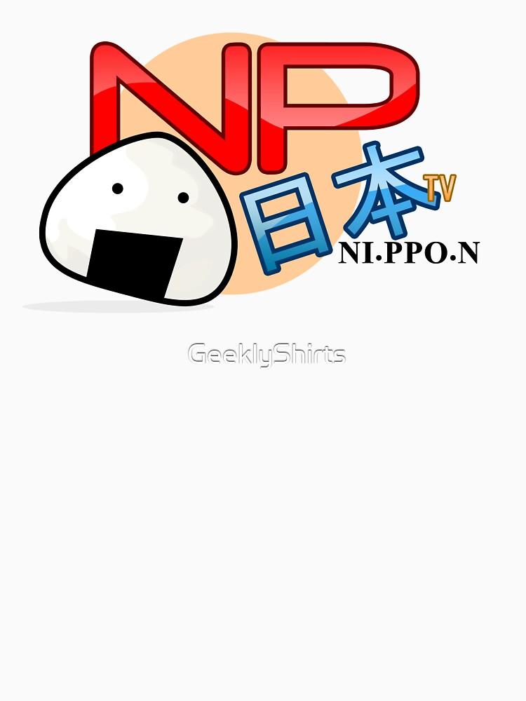 NIPPON TV - 0198 by GeeklyShirts
