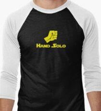 Hand Solo - 0182 Men's Baseball ¾ T-Shirt
