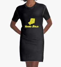 Hand Solo - 0182 Graphic T-Shirt Dress