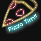Pizza Time by Austin Macho