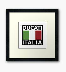 ducati Framed Print