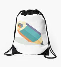 Colored pencil Drawstring Bag