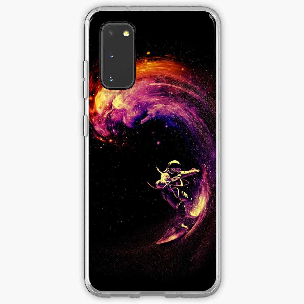 Space Surfing Case & Skin for Samsung Galaxy