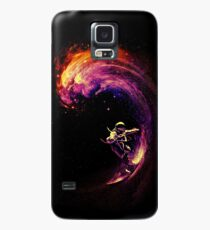 Space Surfing Case/Skin for Samsung Galaxy