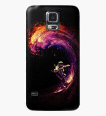 Surfen im Weltraum Hülle & Skin für Samsung Galaxy