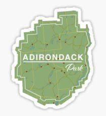 Adirondack Park Sticker