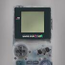 «Mini videojuegos clásicos de color blanco transparente» de Galih Sanjaya Kusuma wiwaha