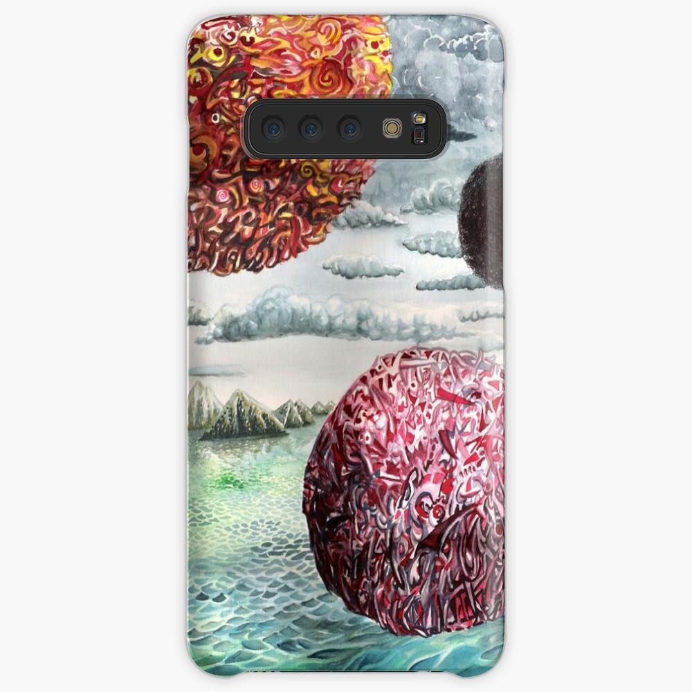 Three Worlds Samsung Galaxy Snap Case