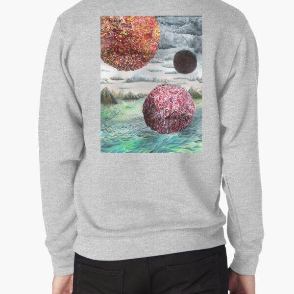 Three Worlds Pullover Sweatshirt