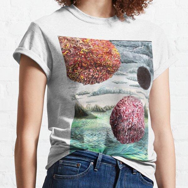 Three Worlds Classic T-Shirt