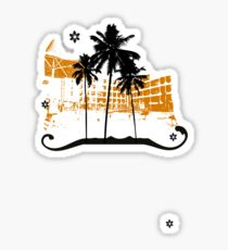 Summer holiday Sticker