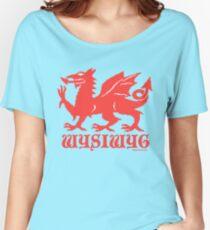 WYSIWYG Dragon Women's Relaxed Fit T-Shirt