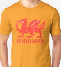 WYSIWYG Dragon Unisex T-Shirt