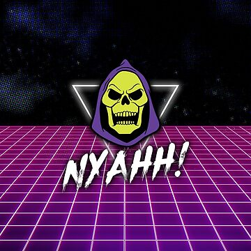 Skeletor - Retro Style by PYHC