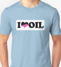 I Heart Oil Unisex T-Shirt