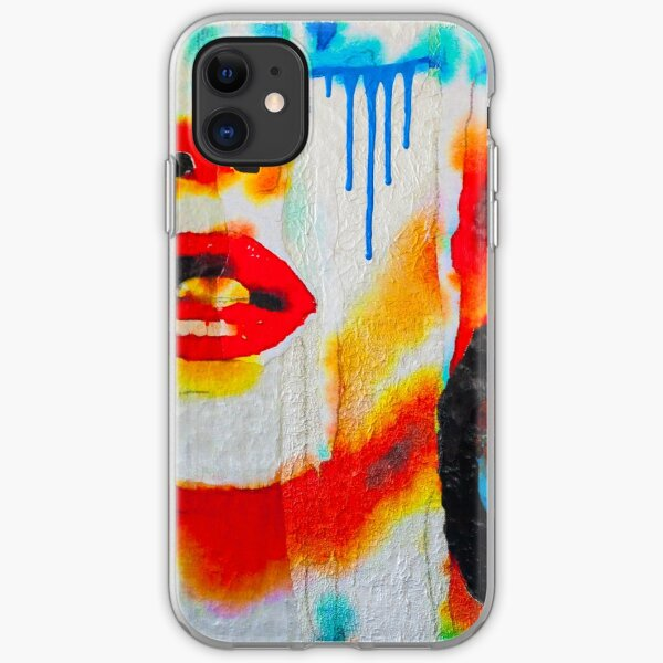 Dripping Wet iPhone Soft Case