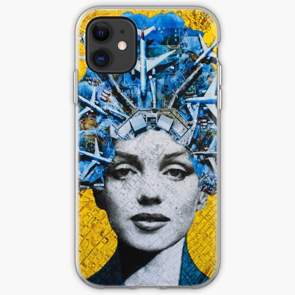 Marilyn in Los Angeles iPhone Soft Case