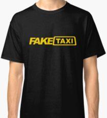Camiseta clásica Taxi falso