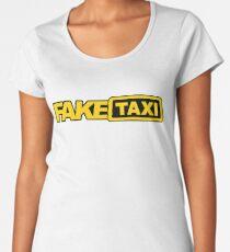 Fake Taxi Women's Premium T-Shirt