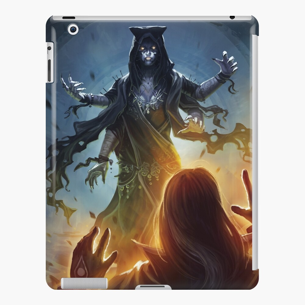Exalted Art: Shen Casts Out iPad Case & Skin