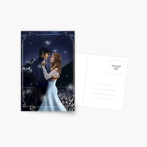 Starfall Postcard