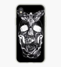 Rose & Skull iPhone Case