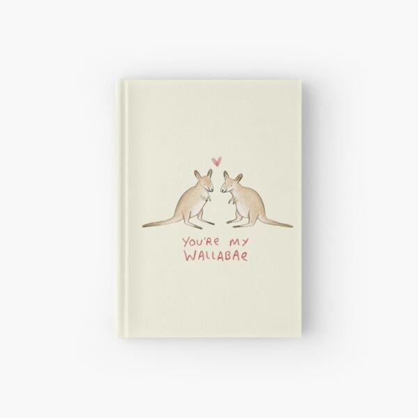 Wallabae Hardcover Journal