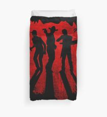 Survivors Duvet Cover