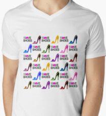 FASHION FORWARD I LOVE SHOES DESIGN T-Shirt