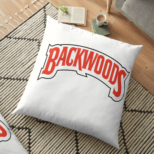 Backwoods Rolling Papers Apparel Floor Pillow