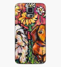 Mickey and Daisy Case/Skin for Samsung Galaxy