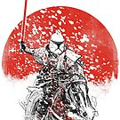 samurai trooper by frederic levy-hadida