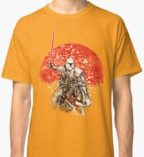 samurai trooper Classic T-Shirt