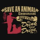 Save an Animal by Vojin Stanic