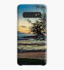 Rockcliffe Bay Sunset Case/Skin for Samsung Galaxy